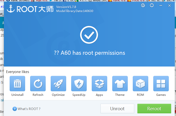 Cara Mudah Nge-Root Android Lenovo A60 – MT6573
