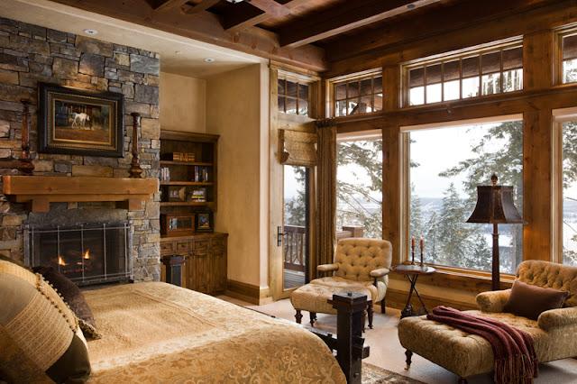 Decorando no estilo r stico for Pared rustica interior
