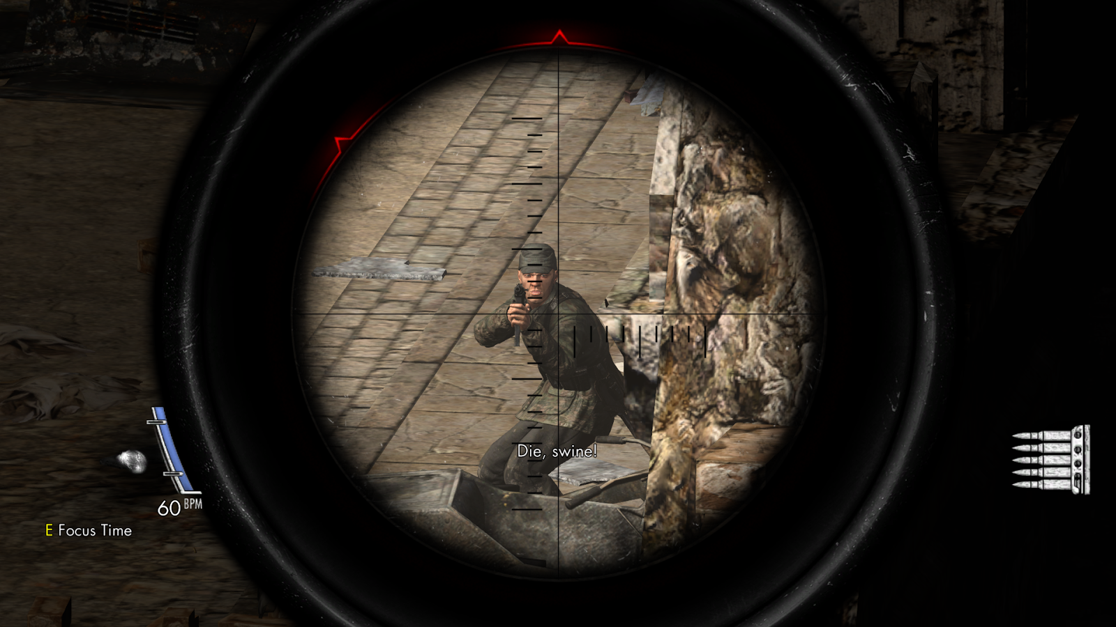 how to play sniper elite v2