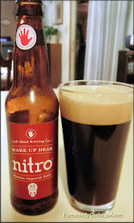 Left Hand Wake Up Dead Nitro Russian Imperial Stout