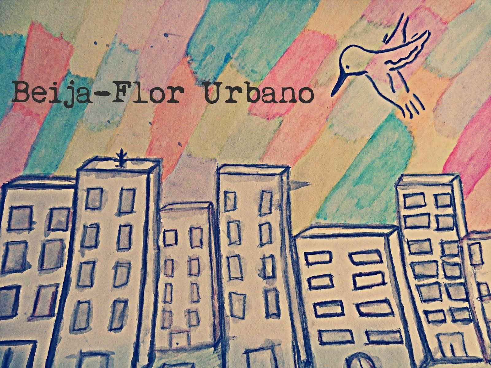Beija Flor Urbano