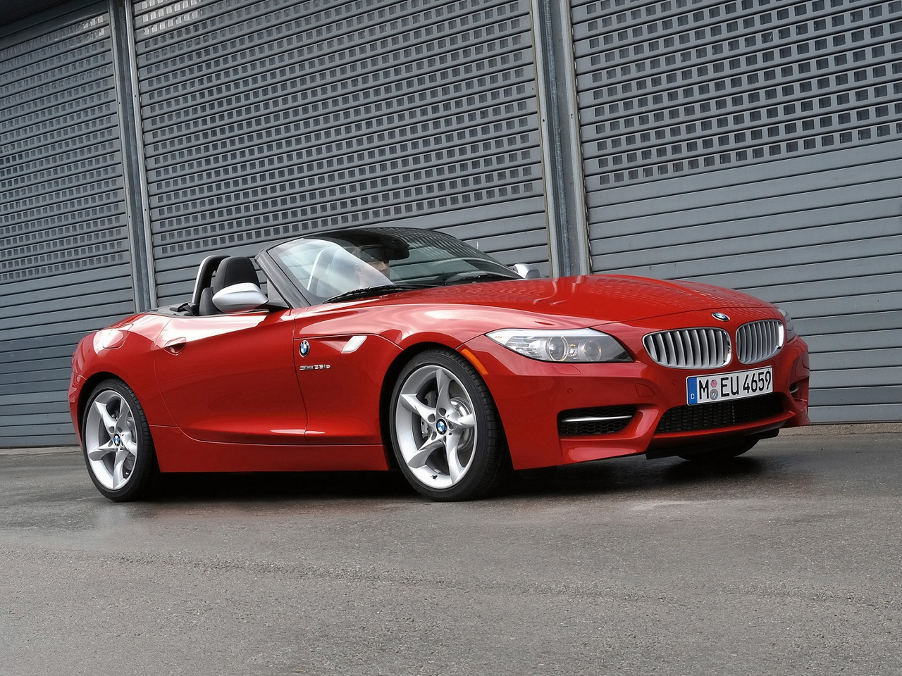 2010 Bmw Z4 Sdrive35is Pictures