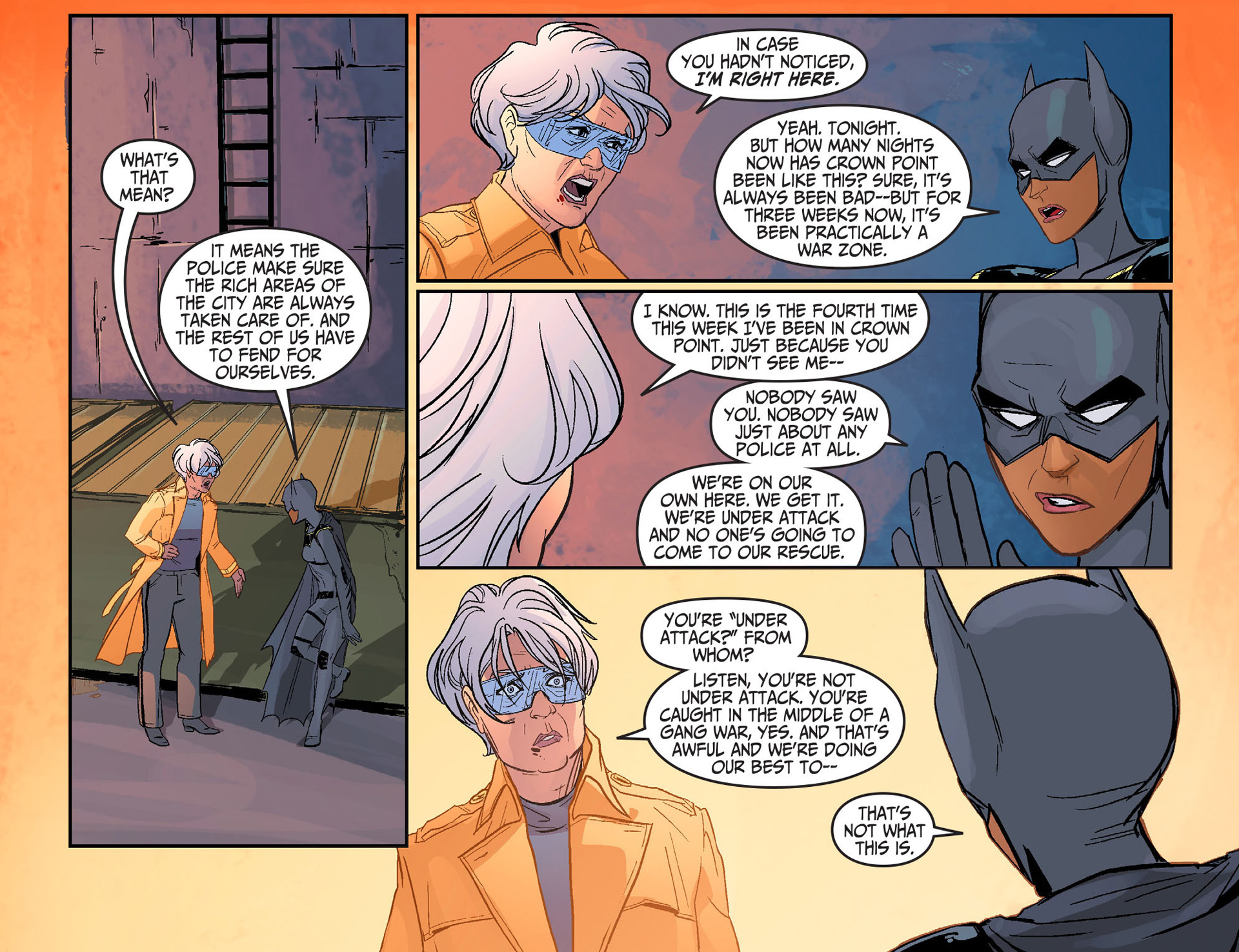 Batman Beyond (2012) Issue #27 #27 - English 18