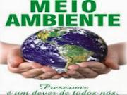 Campanha para preservar o meio ambiente será lançada na 2ª feira