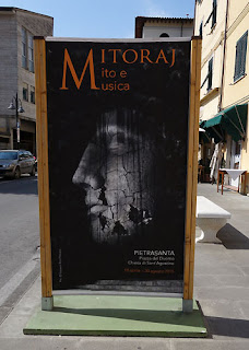 Igor Mitoraj Sculpture Exhibition in Pietrasanta, Italy