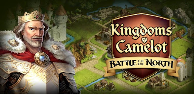 Kingdoms of Camelot - Battle Apk Game v9.0.1 Free