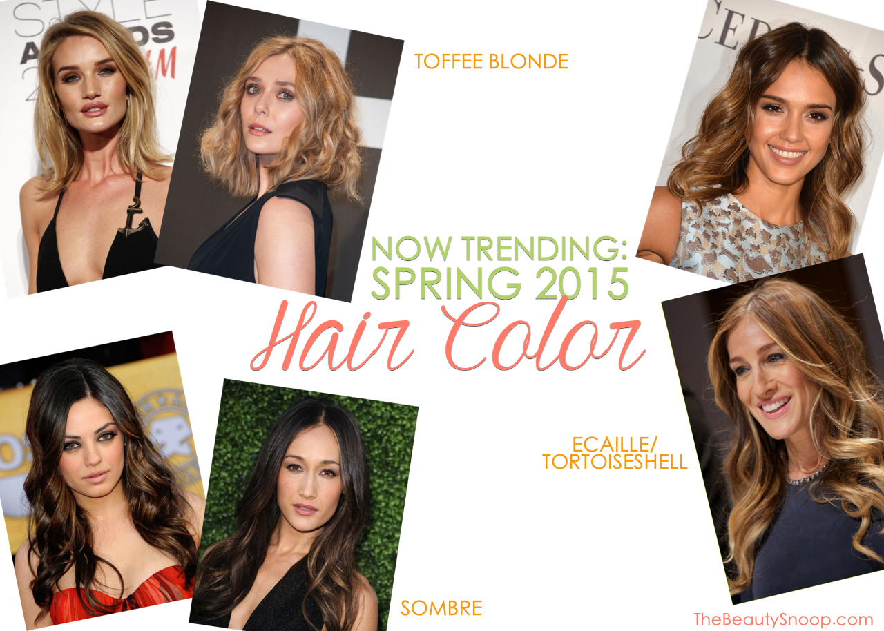 THE HAIR COLOR RULE IT'S TIME TO BREAK! // SPRINGS HOTTEST COLOR TRENDS