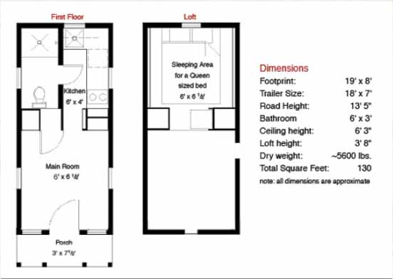 Home Design Small Walden House Plans