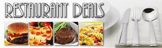 Restaurant Deals Totally Target Weekend