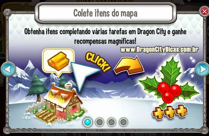 Ilha de Natal 2014 - Dragon City