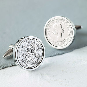 Unusual Wedding Table Gifts Cufflinks