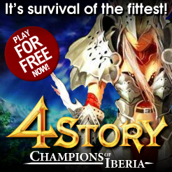 4Story, one of the first and most entertaining RPG online of the history