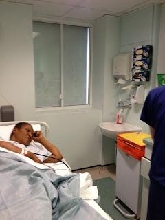 ngozi nwosu hospital london
