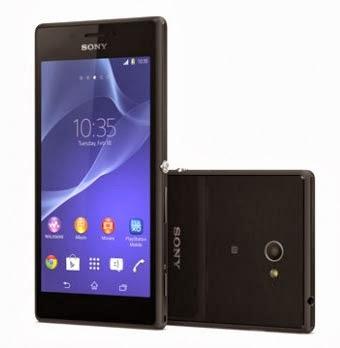 Spesifikasi  Sony Xperia M2