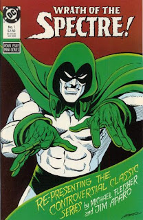 DC Comics Wrath of Spectre