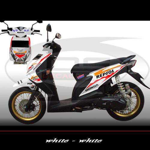 Gallery Foto Modifikasi Motor Yamaha Mio Soul Gt