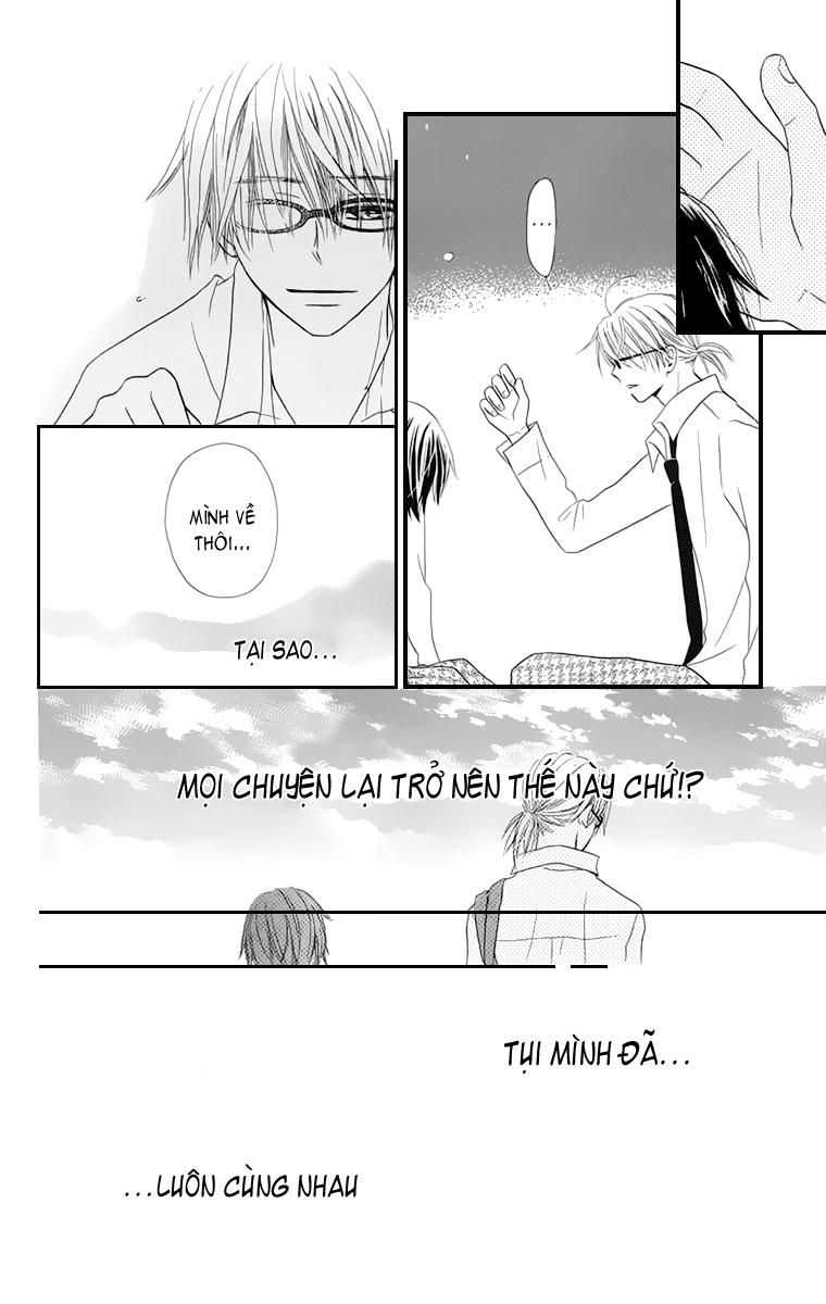 Tonari no Megane-kun chap 3 - Trang 20