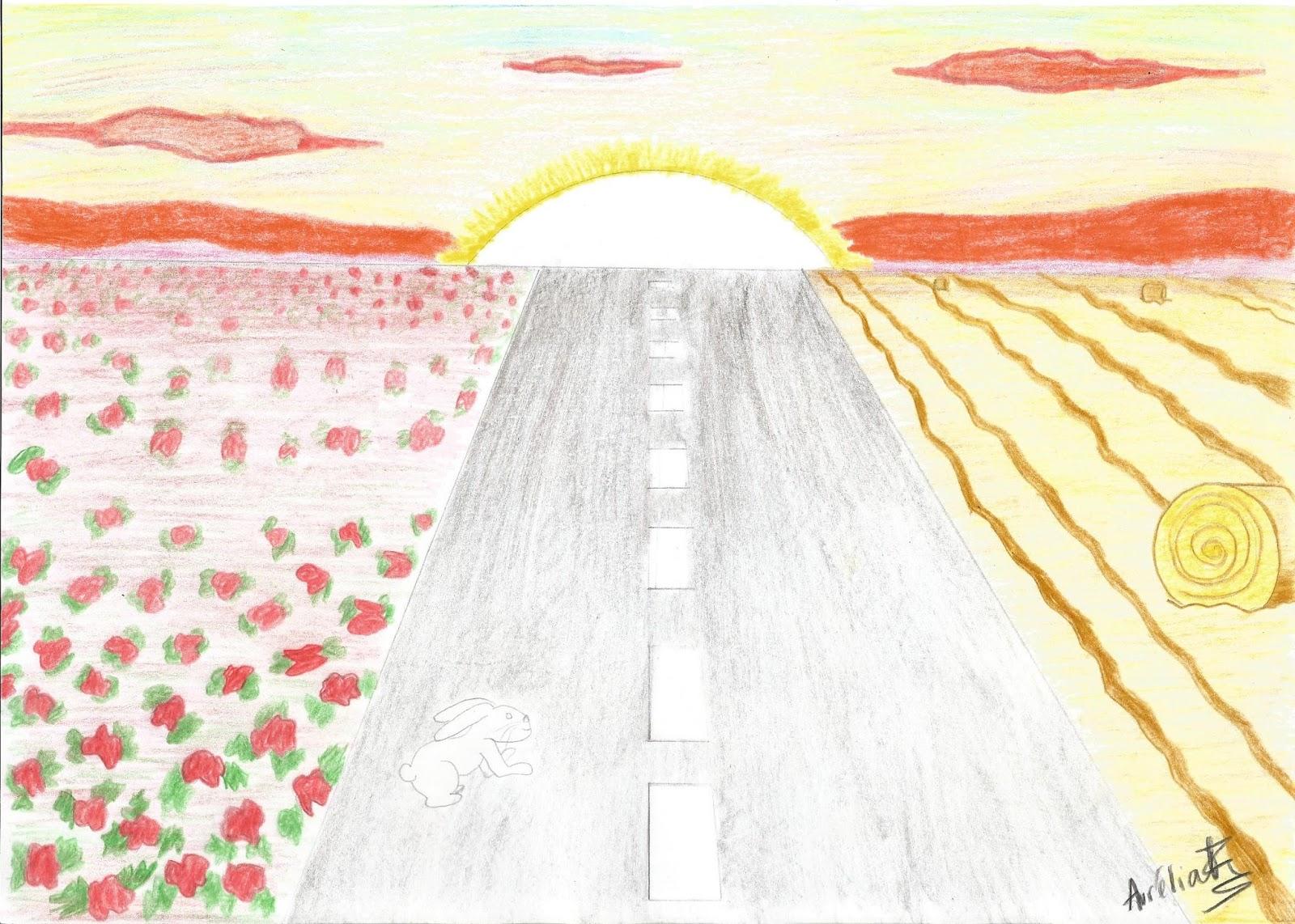 Besinglemom paysage - Paysage peinture facile ...