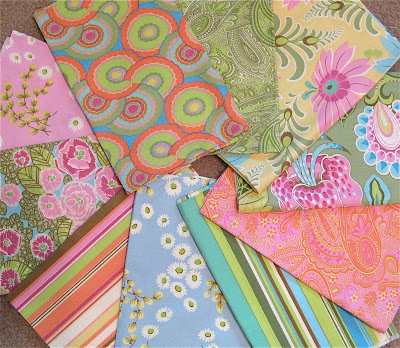 Sew Fabulous Quilt Shop Fabric Giveaway