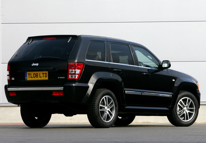 jeep grand cherokee s limited uk version 2008j. Black Bedroom Furniture Sets. Home Design Ideas
