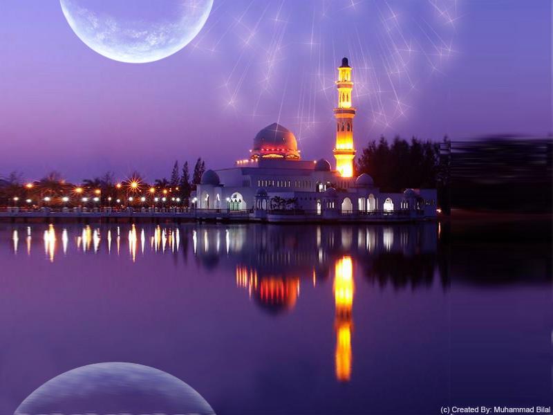 Mosque fantasy