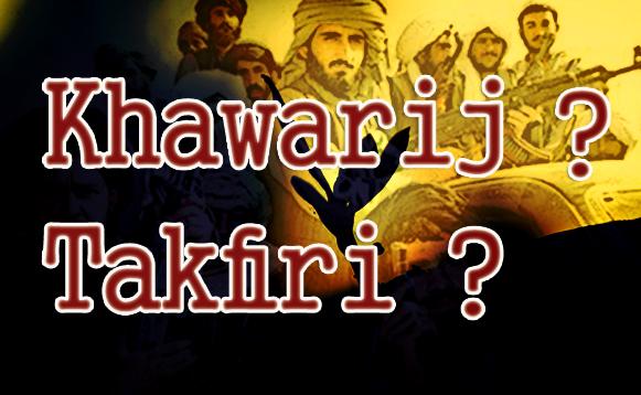 Jika Dulu ada Khawarij, Kini Muncul Wahabi dan NUGL