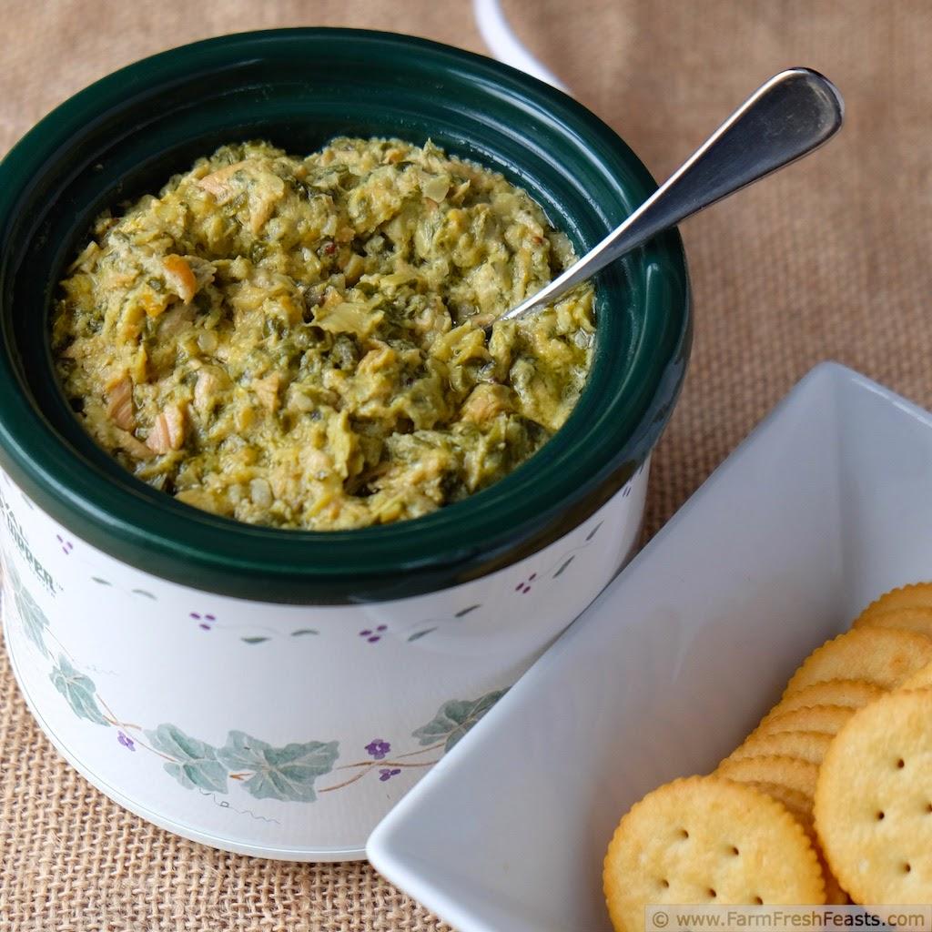 http://www.farmfreshfeasts.com/2012/12/slow-cooker-salmon-swiss-chard.html