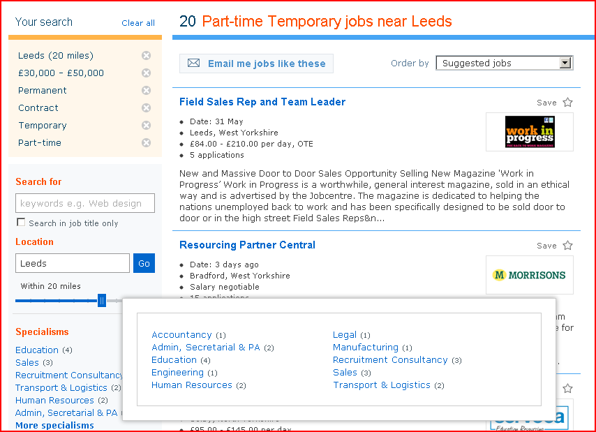 Apply to Part Time Student jobs now hiring in Leeds on eternal-sv.tk, the world's largest job site.