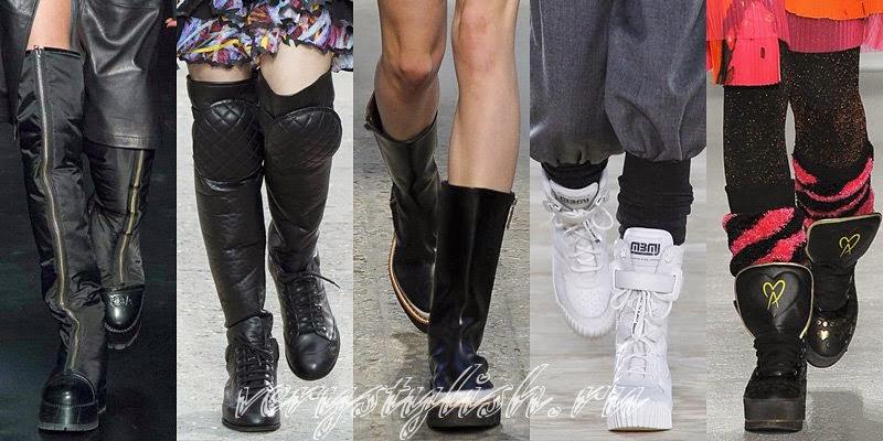 Winter 2015 Women S Boots Fashion Trends Fall Winter 2016 2017 Fashion Trends