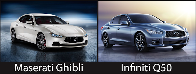 2014 Maserati Ghibli Photos and Info Ahead of Shanghai Debut