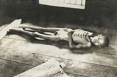 1944-1945 Hongersnood op Java