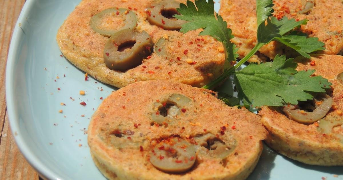 ... de tofu fumé aux olives vertes {recette végétarienne ultra rapide