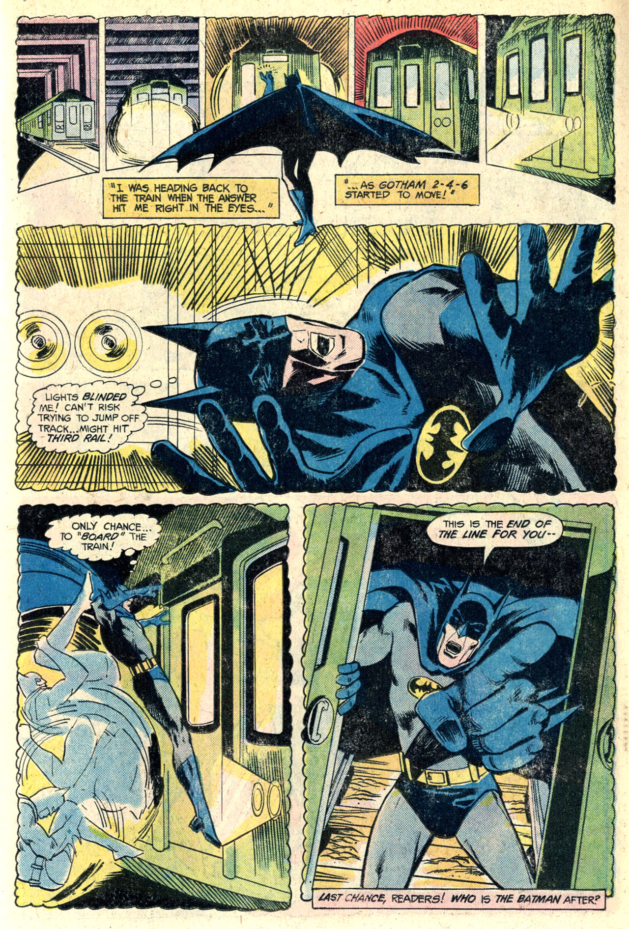 Detective Comics (1937) Issue #467 Page 16
