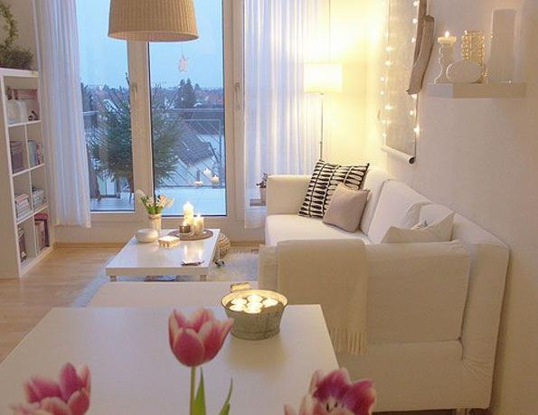 Comfort and Stylish Living Room Design Ideas 1 DICAS PARA DECORAR SUA SALA PEQUENA E TORNA LA MAIS CONFORTÁVEL