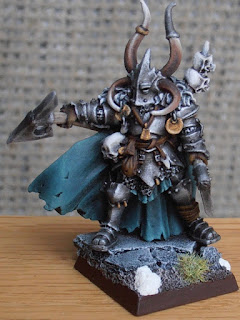Mis Olvidadas Figuras: The Magnificent Bastard: Painting Grubby Looking M...