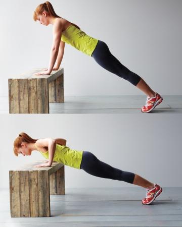 Faudzil Blogspot Com Fitness Bench Based Workout