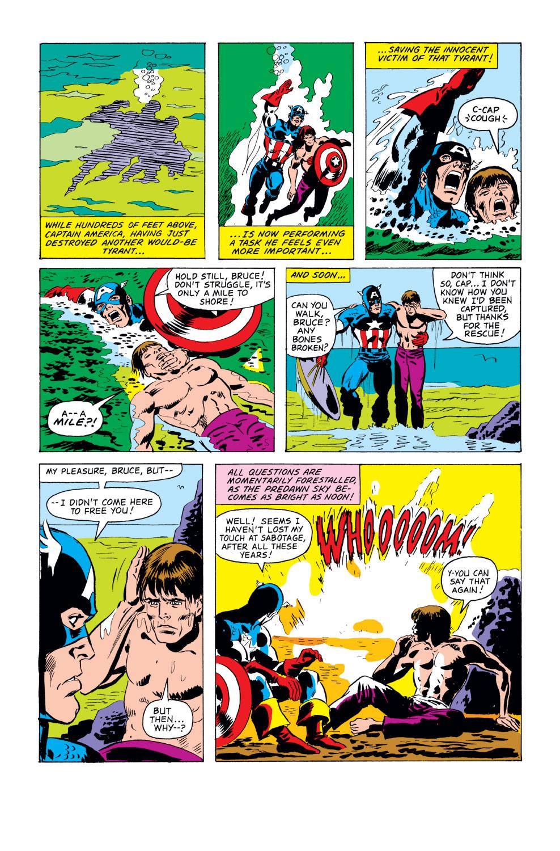 Captain America (1968) Issue #257 #172 - English 17