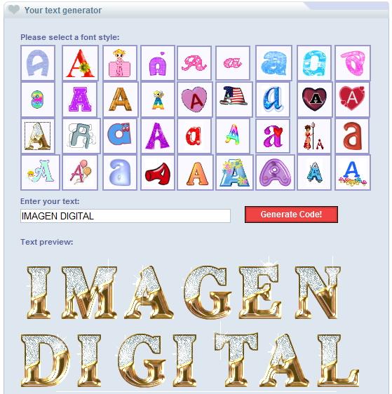 Blog de recursos para Imagen y Comunicación: Software para crear ...