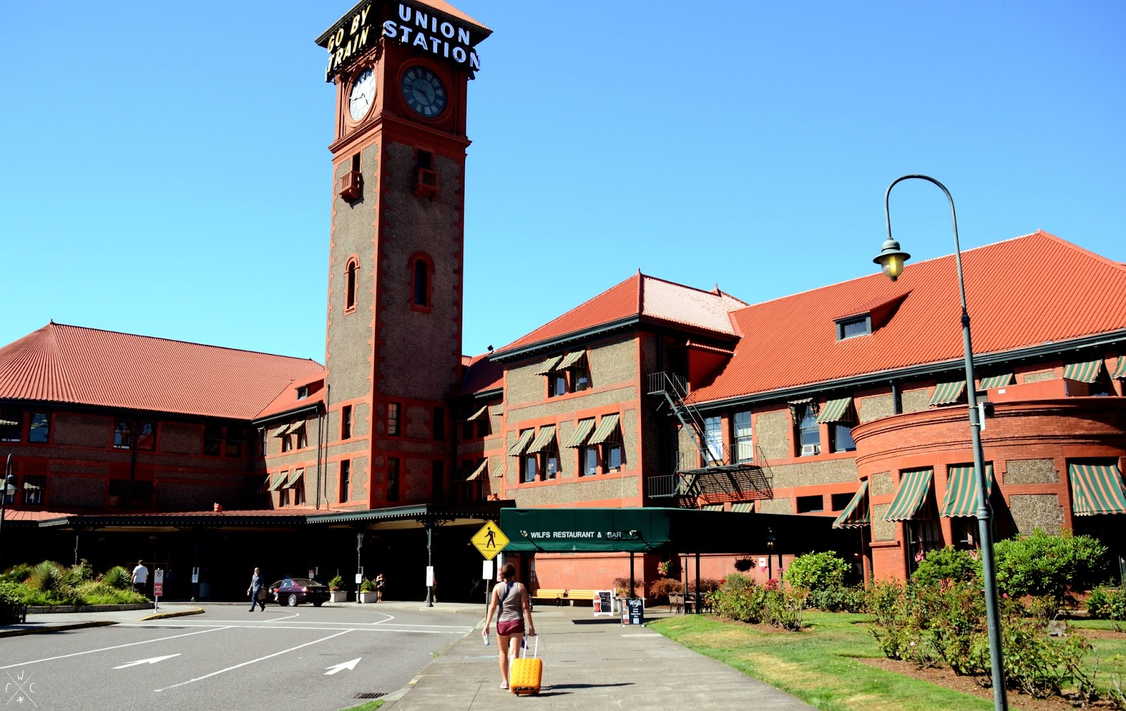 Union Station - Portland - USA