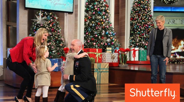 ellen degeneres is popular for her kindness and especially during her holiday season 12 days of giveaways