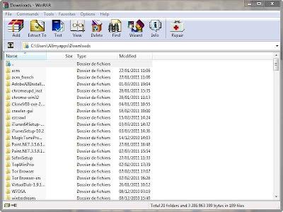 Winrar command line options sfx
