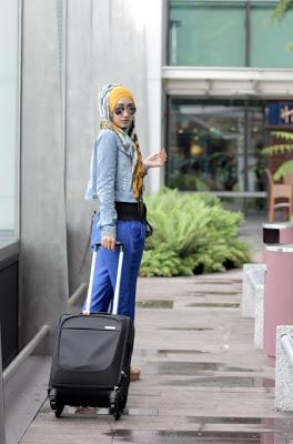 Koleksi Baju Muslim Dian Pelangi 2014