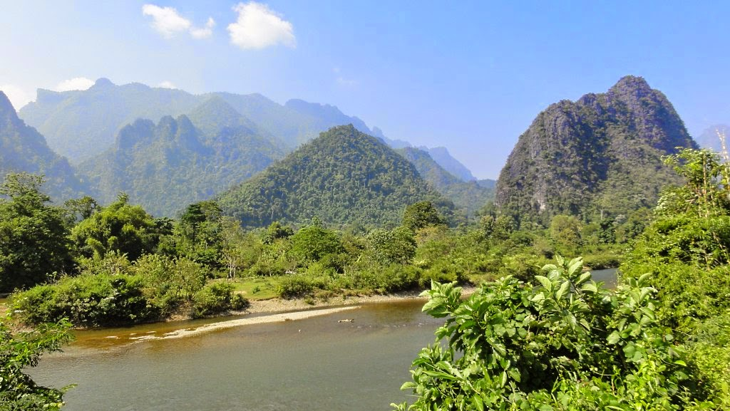 Reisetipp Laos: Eine Reise-Idee von 4x4 Tripping