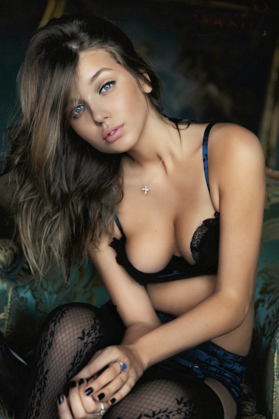 Is a cute Daria Konovalova naked (48 photos), Sexy, Cleavage, Selfie, lingerie 2018