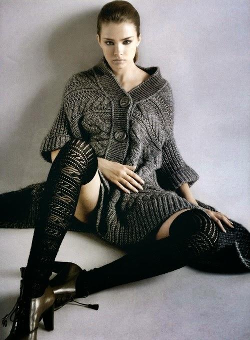 Sweter moze byc seksy