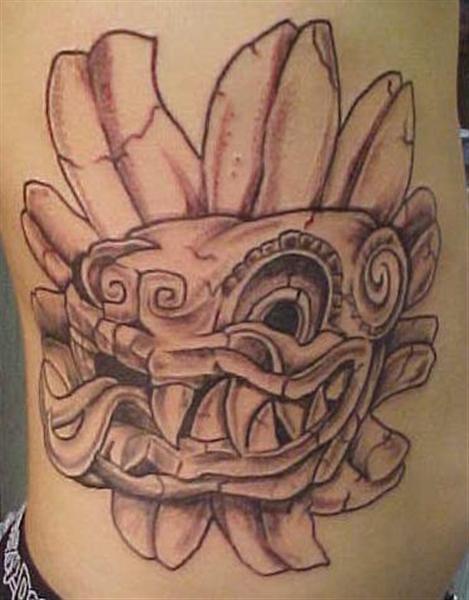 Mas dise os de tattoos aztecas para tatuarse fotos de for Tattoos mexicanos fotos