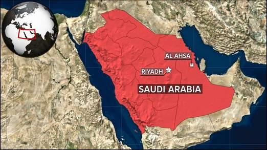 Ataque mortal atinge mesquita em Al-Ahsa no leste da Arábia Saudita