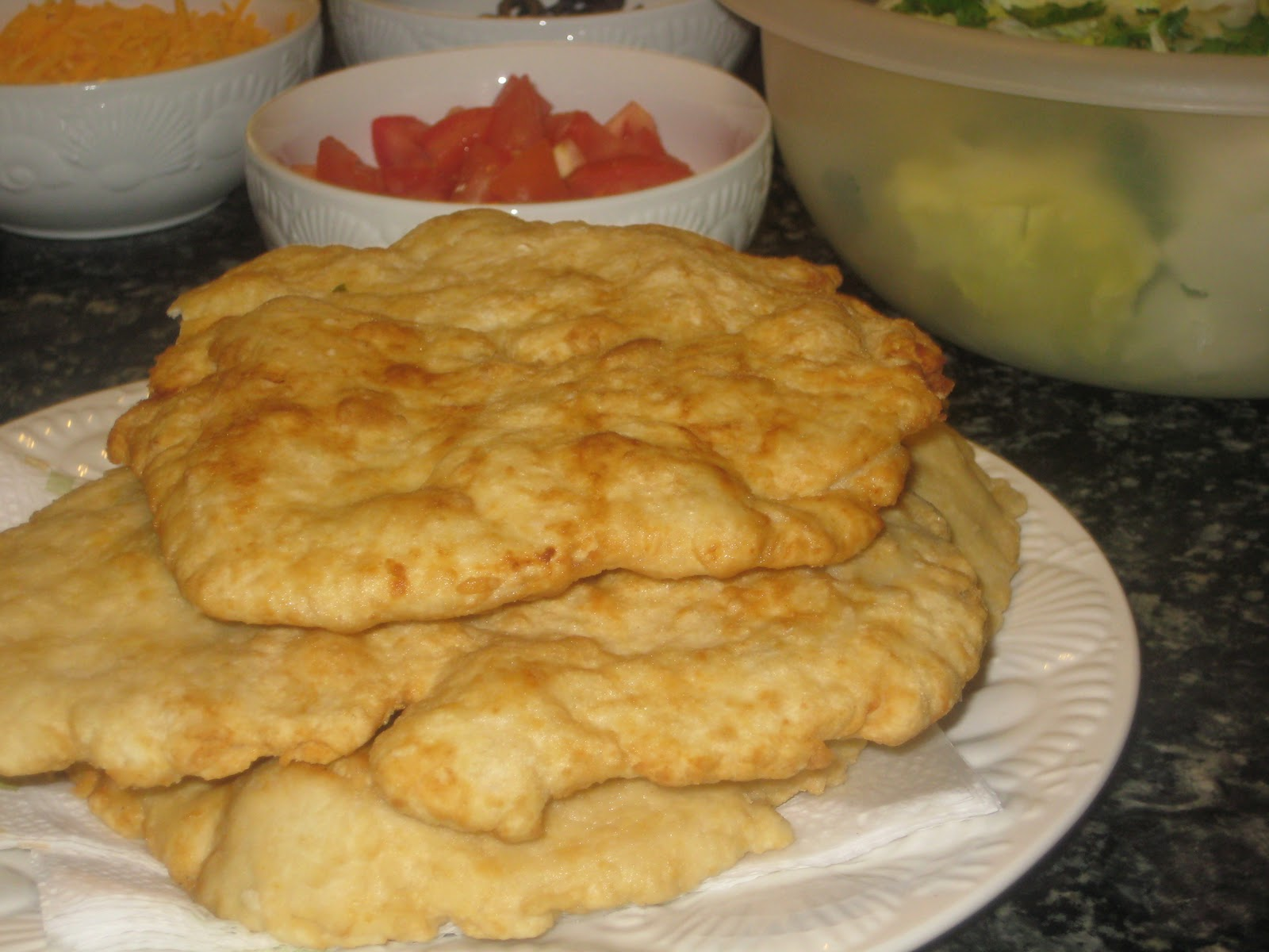 Creations by Christina: Navajo Fry Bread