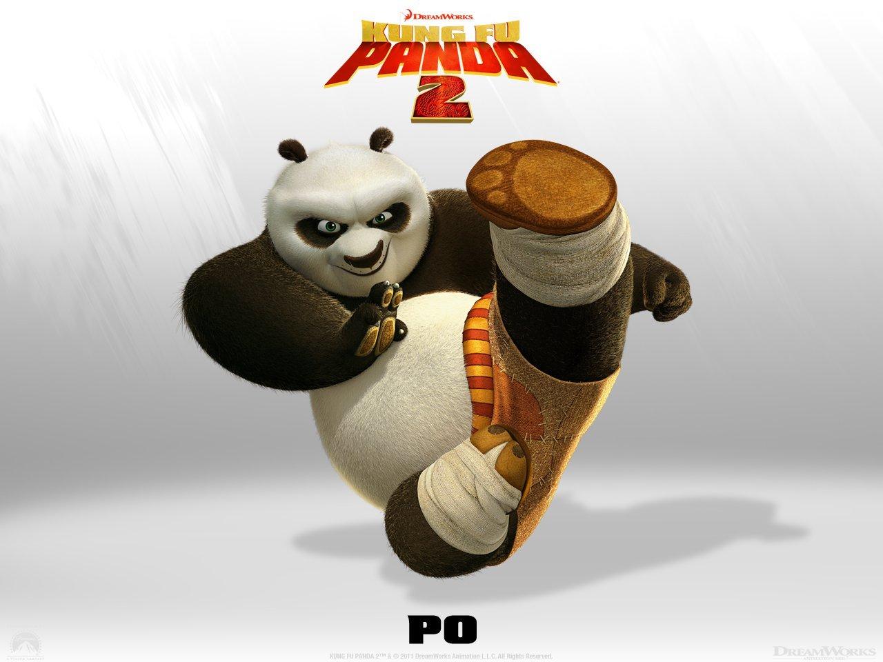 wallpapers photo art kung fu panda 2 wallpapers