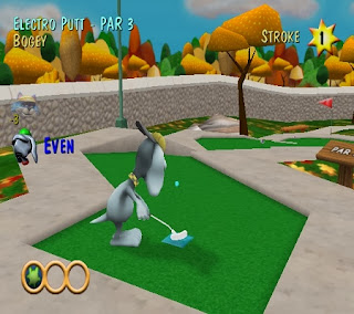 free golf computer games